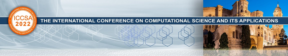 The 21th International Conference on Computational Science and Its Applications