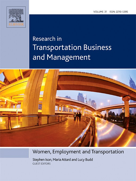 Research in Transportation Business and Management